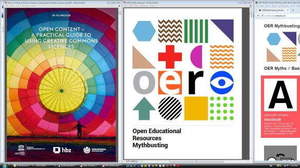 Open Content Guide - OER Mythbusting 01