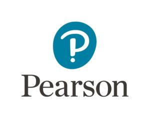Pearson Logo on White Background