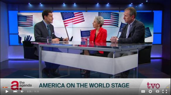 The Agenda - America on the World Stage