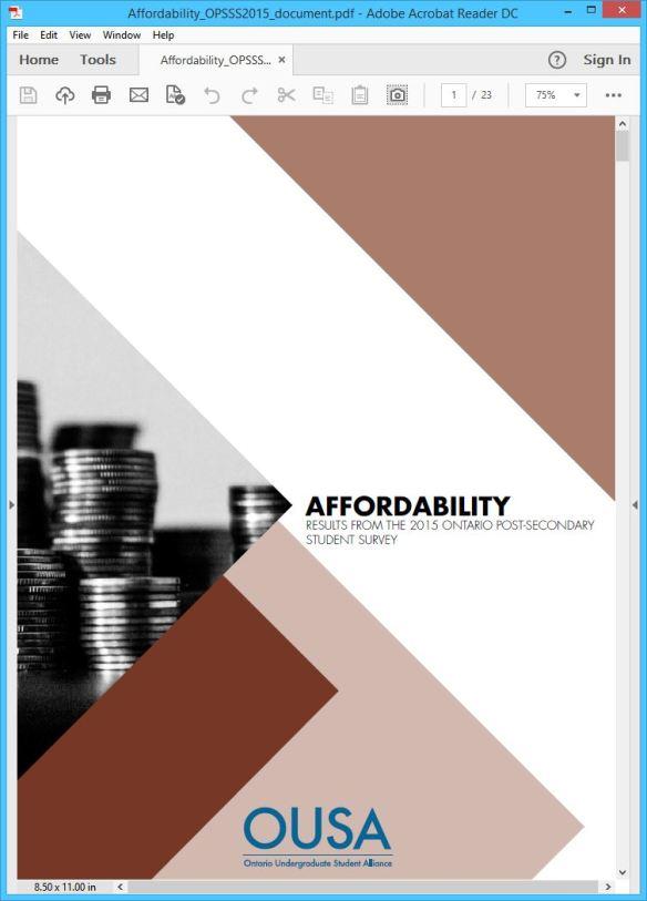 affordability-ontario-undergraduate-student-alliance-ousa-student-survey